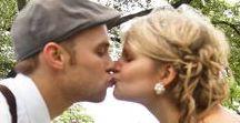 Couple on their Wedding / HochzeitsFotografie