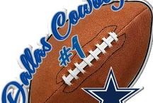Dallas Cowboys / by Cynthia Chauncey