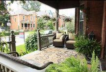 Spaces: Front Porches / Fabulous front porches