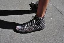 DIY Converse