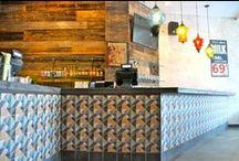 Our cement tile installations / projects we have done with our beautiful cement tiles