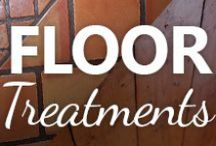 Floor Treatments / Inspiration from our listings and beyond.