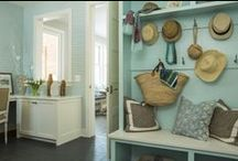 Colors - Aqua / The tranquil or playful shades of aqua, teal, cyan, and turquoise!
