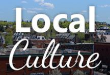 Local Culture / Museums, Galleries & Libraries