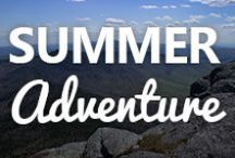 Vermont Summer Adventure / Great things to do during the warmer months!