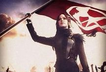The Hunger Games / Hope is the only thing stronger than fear