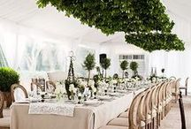 Wedding decor / Get ideas for strikingly beautiful wedding decor
