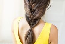 Hair - Braids / Braided hairstyles