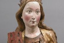 Middle Ages & Renaissance: sculptures
