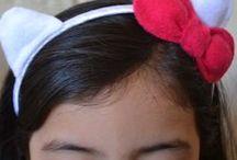 = ^ . . ^ = CATS - Hair Bows