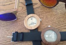 Wooden watch / Wooden watch