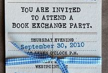 Party with a Book Theme!