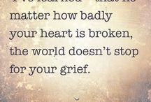 R.I.P Gramps  / Quotes & pictures that help to heal this broken heart of mine x