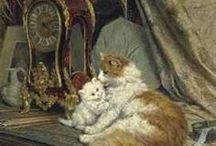 = ^ . . ^ = CATS - Henrietta Ronner-Knip
