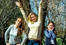 Louise De Rebeira / Four friends