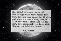 R.M Drake Poetry / Poems from the heart, that only a lover of words could possibly understand