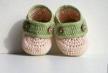 Handmade for babies / Подарки для малышей ручной работы / Handmade nursing necklaces, baby booties & other cute little stuff