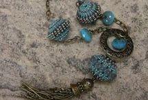 Mes bijoux / Mes bijoux en tissage de perles