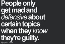 Guilty As Sin / Quotes