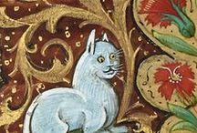= ^ . . ^ = CATS - 1st-10th Century