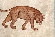 = ^ . . ^ = CATS - 11th-15th Century