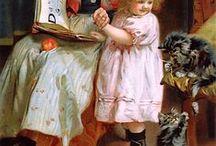 = ^ . . ^ = CATS - 19th Century