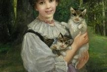 = ^ . . ^ = CATS - w/People