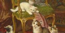 = ^ . . ^ = CATS - Léon Charles Huber - Leon