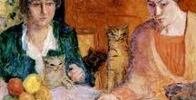= ^ . . ^ = CATS - Pierre Bonnard