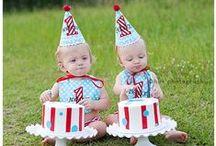 Celebrating the Little Ones / by Cassandra Erickson