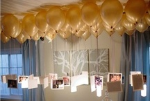 Party Planning Ideas / by Monica Wilson
