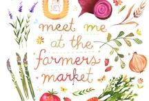 Farmers' Markets / by Elizabeth Raterman