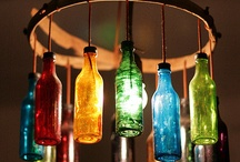 CrAft bOttles N GLASS  / by Shilpi Shivhare
