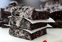sweets - brownies & bars / by Sylvia