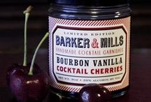 What I Stock in My Bar / Some of my favorite spirits, liqueurs, bitters, bar condiments and garnishes / by Luke Ryan