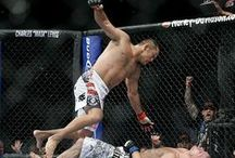 MMA is Life / A collection of my favorite fighters, fights and highlight videos in Mixed Martial Arts / by Luke Ryan