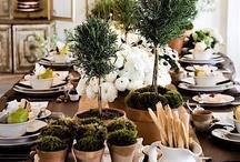 Tablescapes & Arrangements