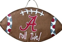 Roll Tide Roll! / by Nicole Farr