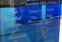 Patent Plaques in the News