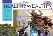 Health & Wealth / 1 of 4 Concept Boards for the uBloom Trend Analysis... Featuring Flowers, Foliage and Elements that translate and communicate the Health & Wealth Concept... Visit often to see the latest Pins... as this concept evolves! Watch the FREE Video at uBloom.com (http://ubloom.com/blog/2013/01/20/the-health-wealth-concept-from-the-ubloom-trend-analysis/ )