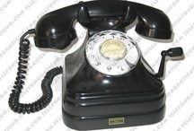 TELEFONOS RETRO / TELEFONOS ESPAÑOLES , COLECCION PRIVADA ,TELEFONOS DE COLORES  / by Jaume Cantallops Pons