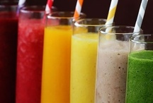 drinks - smoothies / by Sylvia