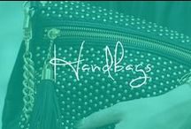 HANDBAGS / If you should feel like dropping a few hundo on a handbag... / by Katelyn Said