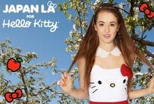 Hello Kitty Fashion / by Maria Fleischman