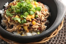 savories - slow cooker / by Sylvia