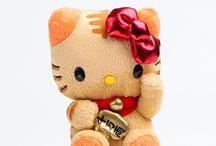 Hello Kitty Plush / by Maria Fleischman