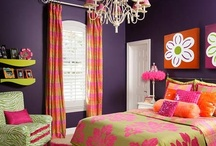 Pink and Purple Rooms / Girlie Rooms
