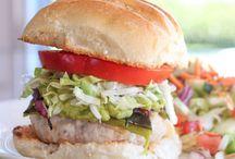 Burgers Galore / Burgers, burgers and more burgers!