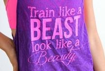 I Work Out... / Cute Workout Clothes / by Monica Wilson
