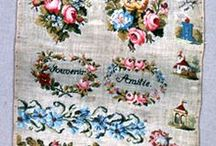 Antique Samplers / Inspiration, history and needlework all in one place!